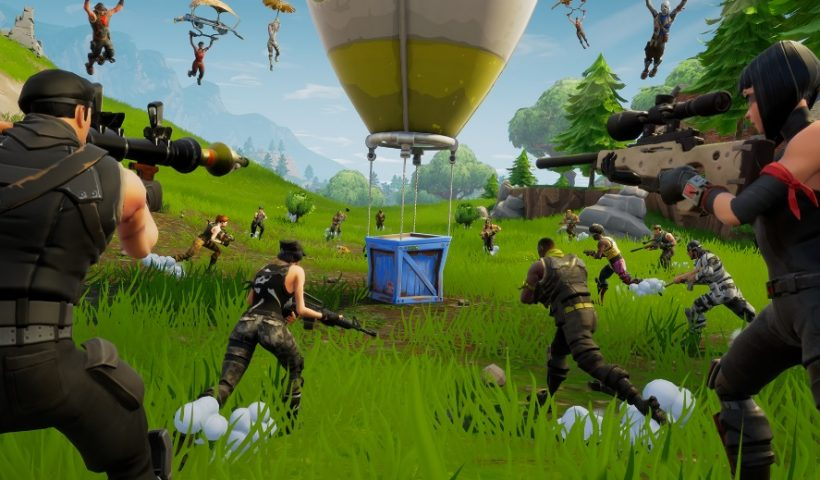 Jeu Fortnite